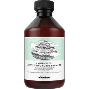 NATURALTECH Detoxifying Scrub Shampoo 250ml